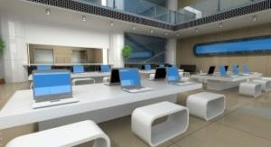 What will the 'office' look like in 10 years' time?