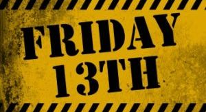 Friday the 13th Is Back. Here's Why It Scares Us.