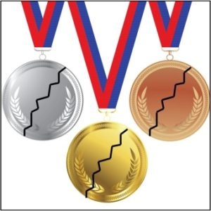 575 Madison Avenue Meeting Rooms New York City Cracked Medals